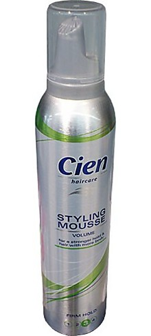Мусс для объема волос Cien STYLING MOUSSE Volume 250 мл